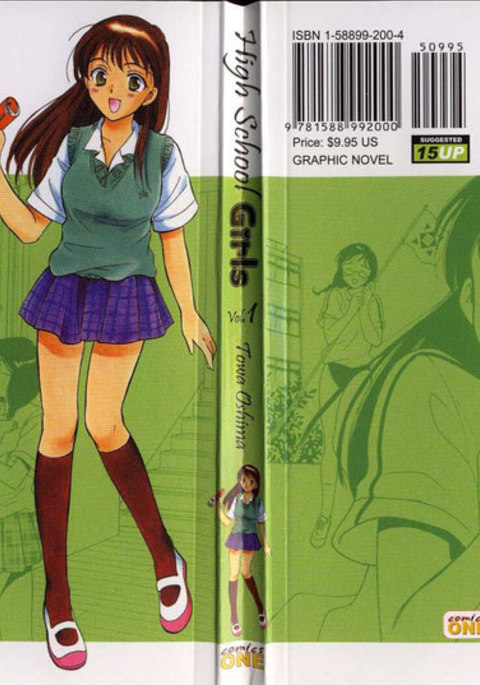 High School Girls Vol1 - Period01